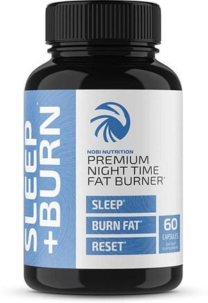 Fat Burner Nobi Nutrition - Termogênico que ajuda a queimar gordura enquanto você dorme