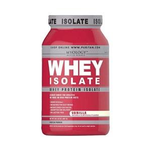 Whey Protein - Isolado Importado Puritan's Pride 907g - Baunilha