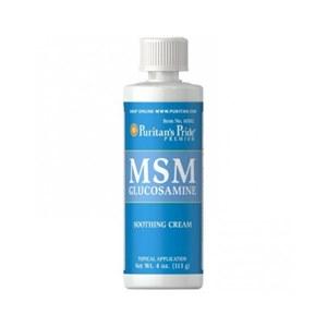Creme de Glucosamina MSM