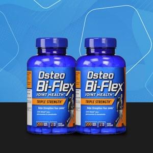 Combo 2 frascos de Osteo 200 cáps | Tripla Proteção | Melhor preço | Frete grátis para todo o Brasil