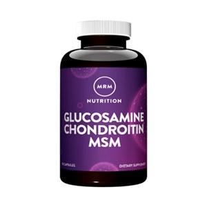 Glucosamina Condroitina MSM 90 cápsulas | MRM Nutrition