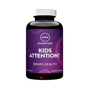 Kids Attention | Saúde do Cérebro | Foco e Atenção - MRM Nutrition 90 softgels