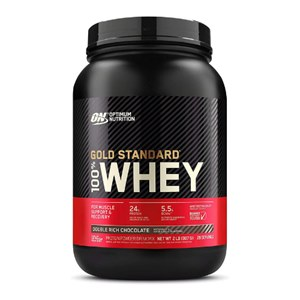 Whey Protein Gold Standard Optimum Nutrition Chocolate 2 pounds